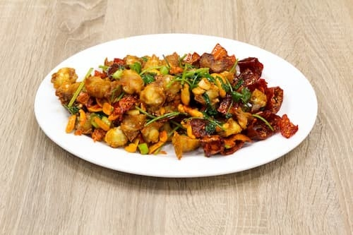 黄飞鸿掌中宝 (鸡脆骨) | Spicy Chicken Crispy Bone