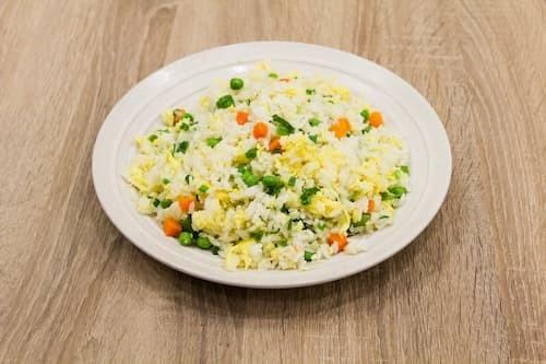 蛋炒饭 | Scrambled Egg Fried Rice