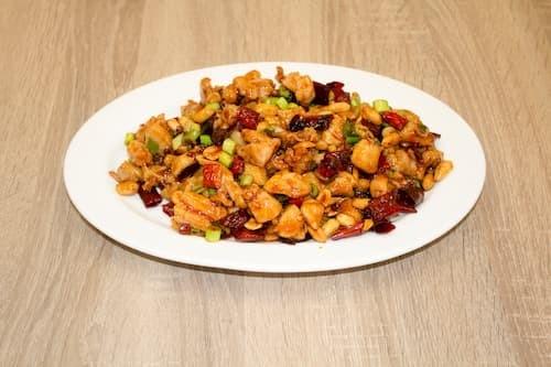 宫保鸡丁 | Kungpao Chicken