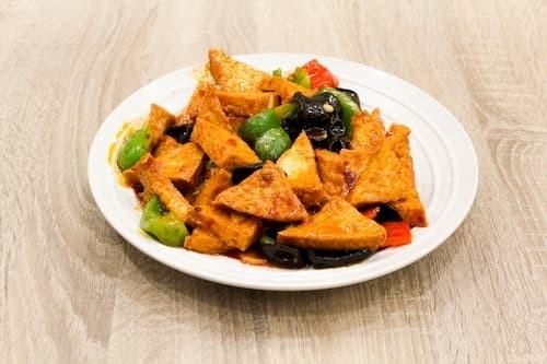 家常豆腐 | Home Style Tofu