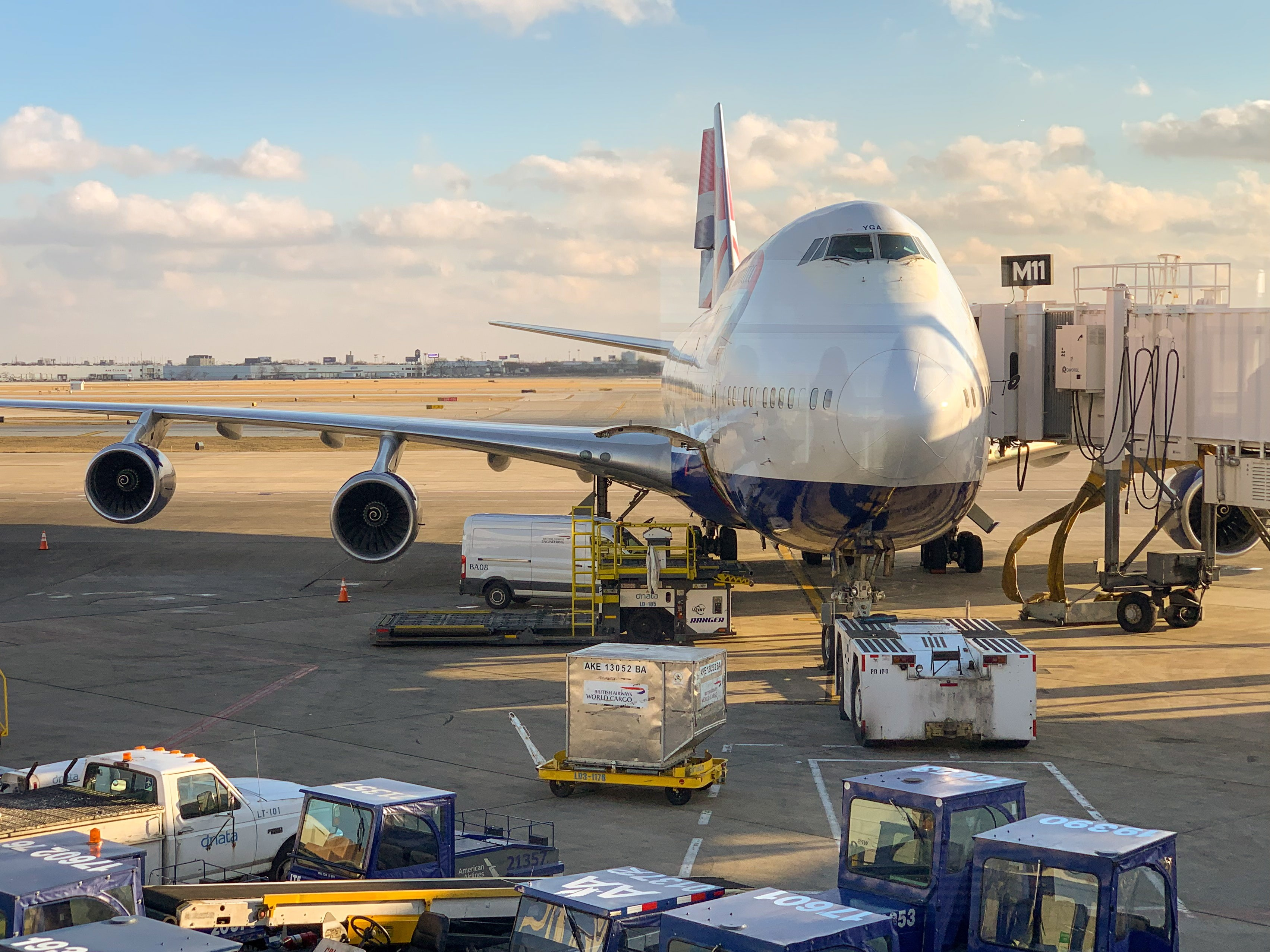 Coronavirus Update: Air Cargo in a Tough Position