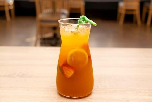 水果茶 | Mix Fruit Tea