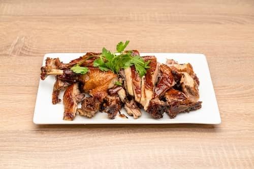 樟茶鸭 | Smoked Duck