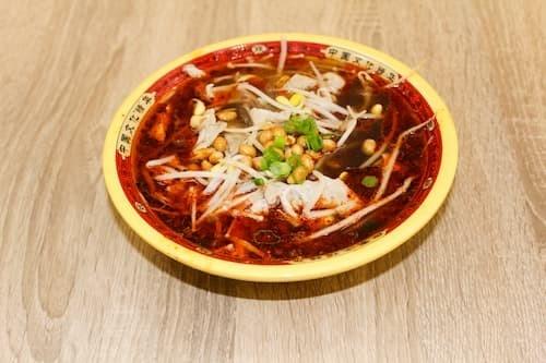 酸辣肥肠粉 | Sour and Spicy Sausage Rice Noodle