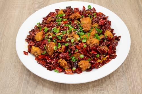 辣子鸡 | Peppery Chicken