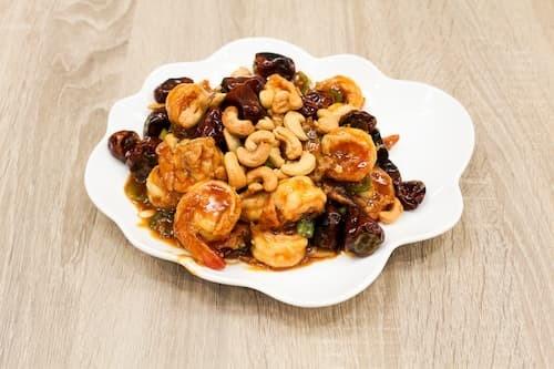 宫保虾 | Kungpao Shrimp