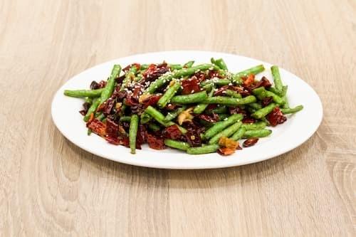 干煸豆角 | Dry Fried String Bean