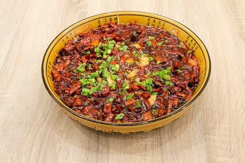水煮鱼 | Fish Fillet in Hot Pot