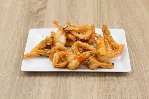 脆皮虾 | Crispy Shrimp