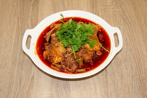 夫妻肺片 | Shredded Beef  with Chili Sauce