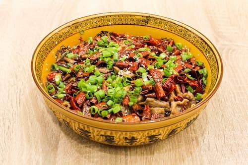 水煮牛 | Beef in Hot Pot